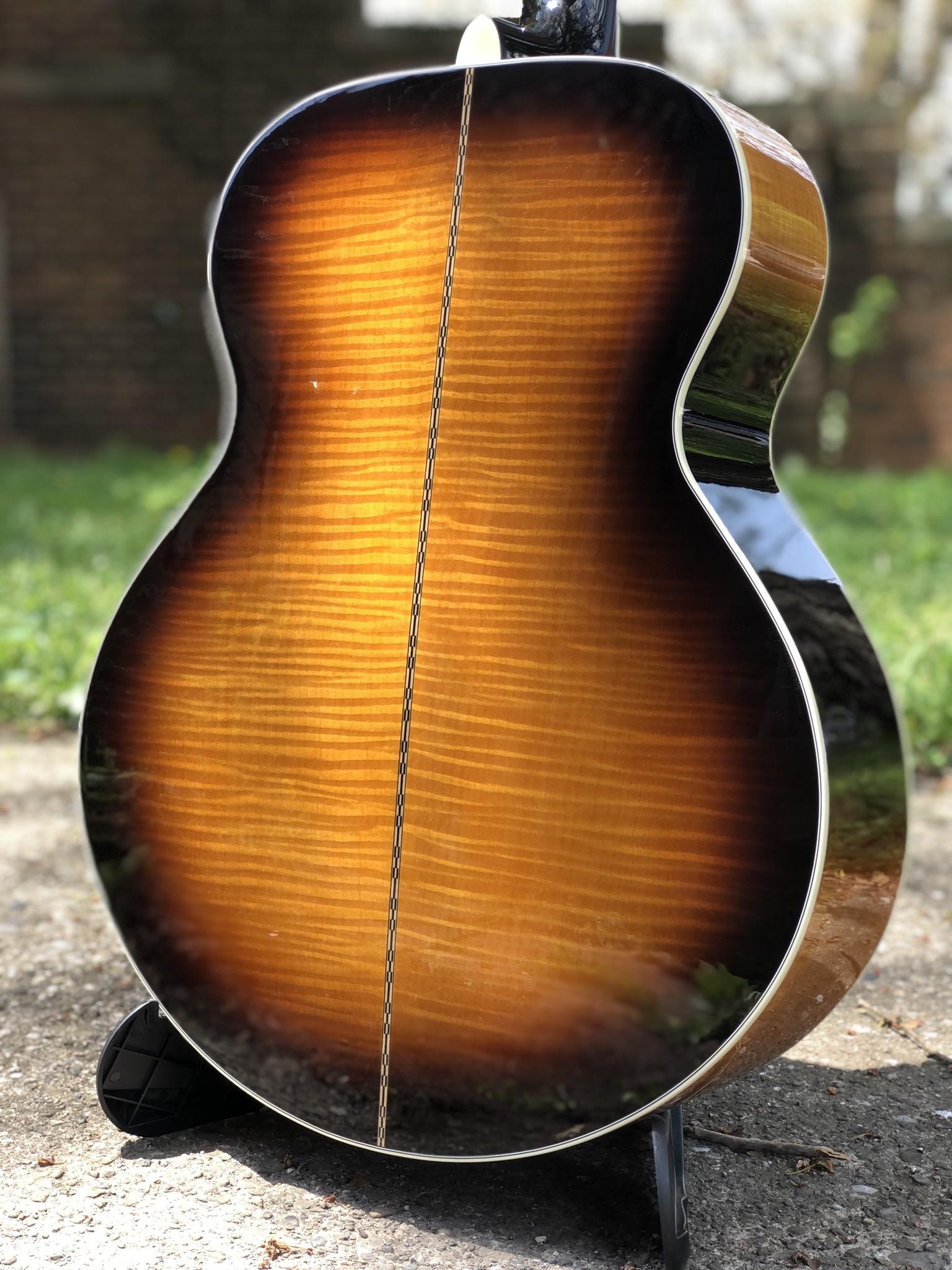 AMI GJA-AG200 Jumbo Acoustic/Electric-9