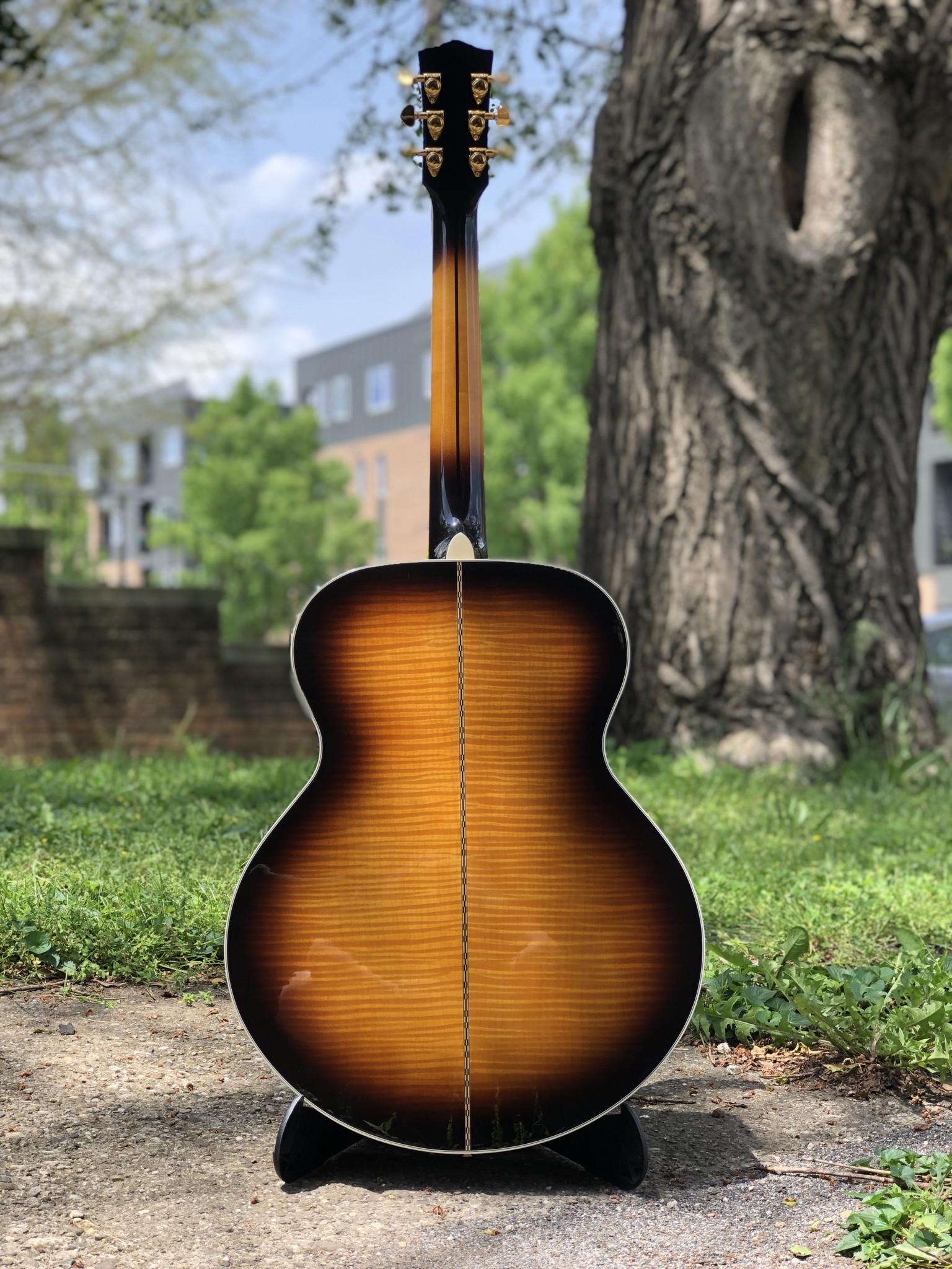 AMI GJA-AG200 Jumbo Acoustic/Electric-10