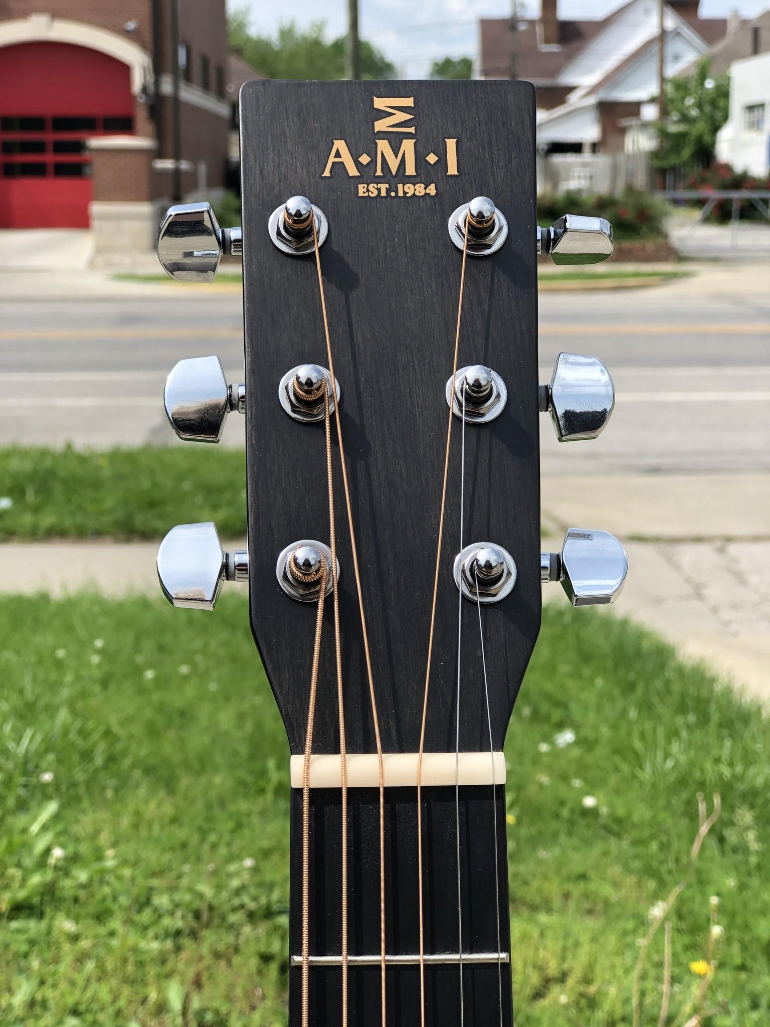 A.M.I. GMC-STE-BKB-4