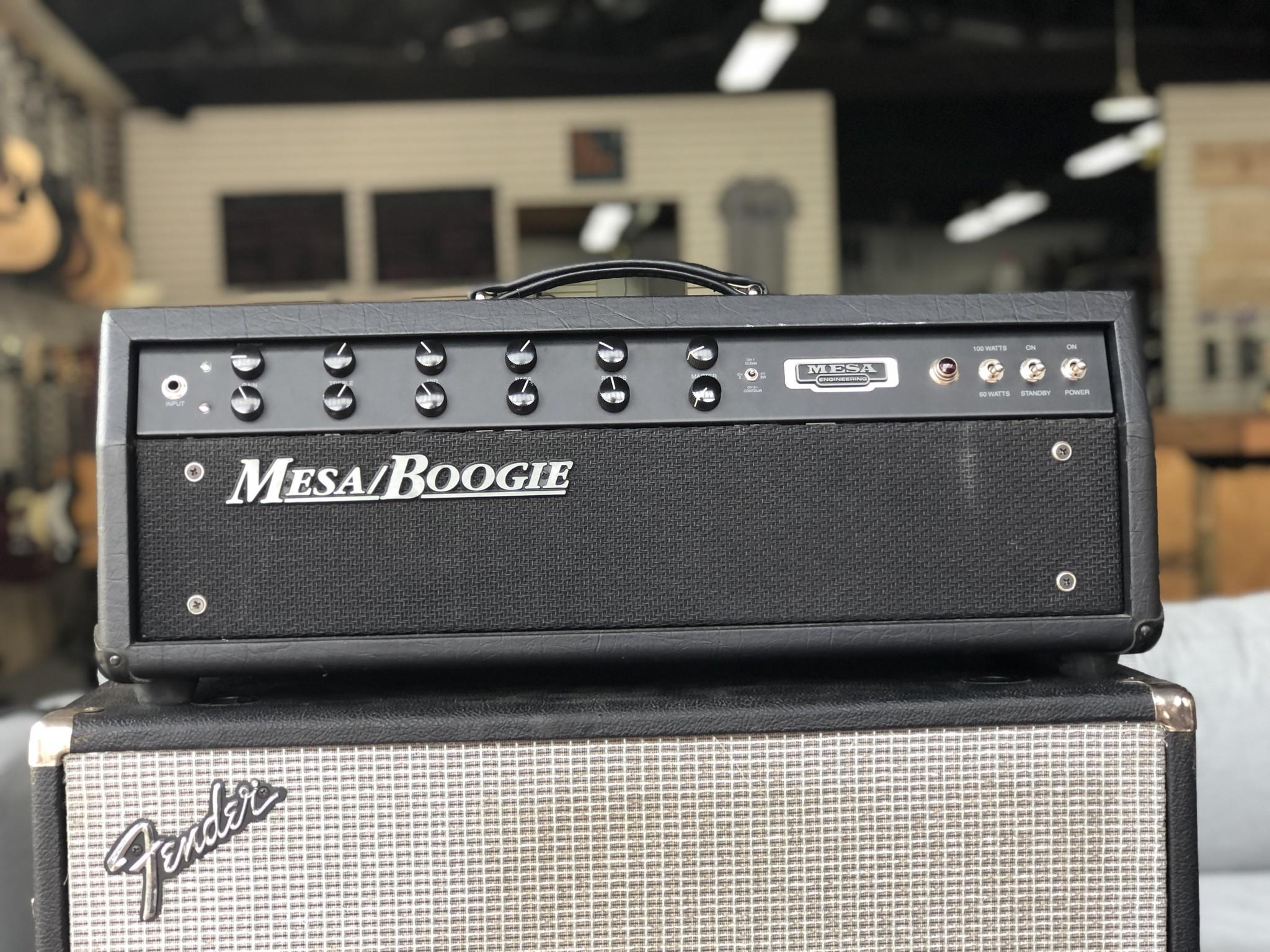 Mesa Boogie F-100-1