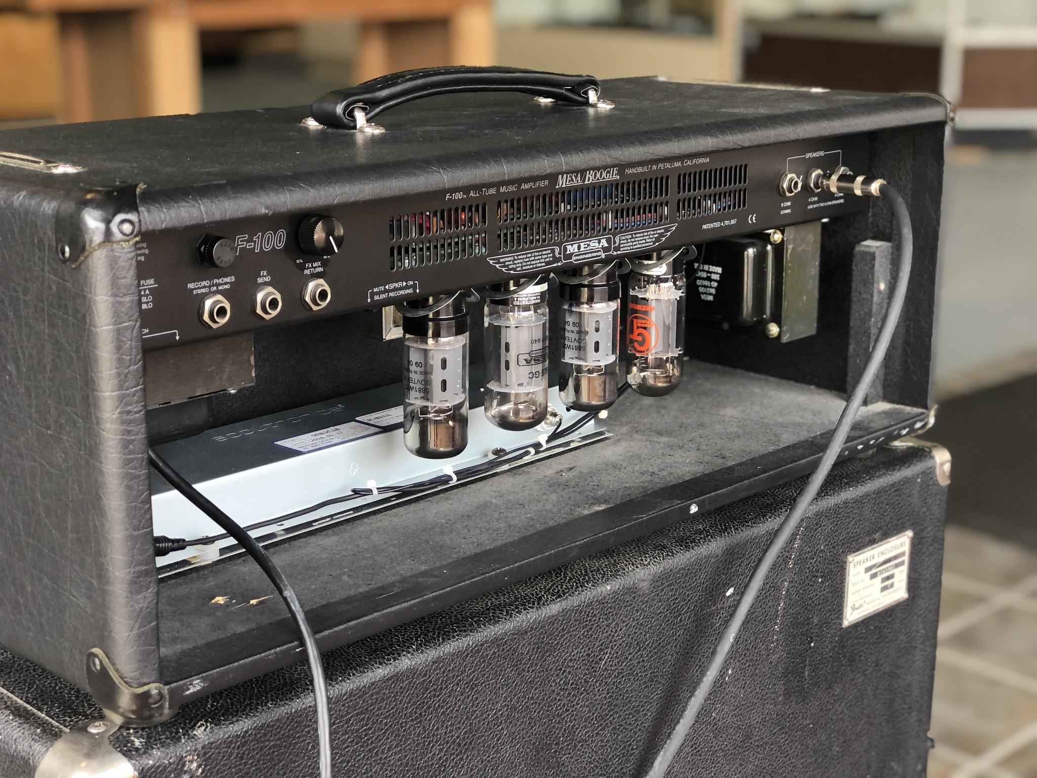 Mesa Boogie F-100-7
