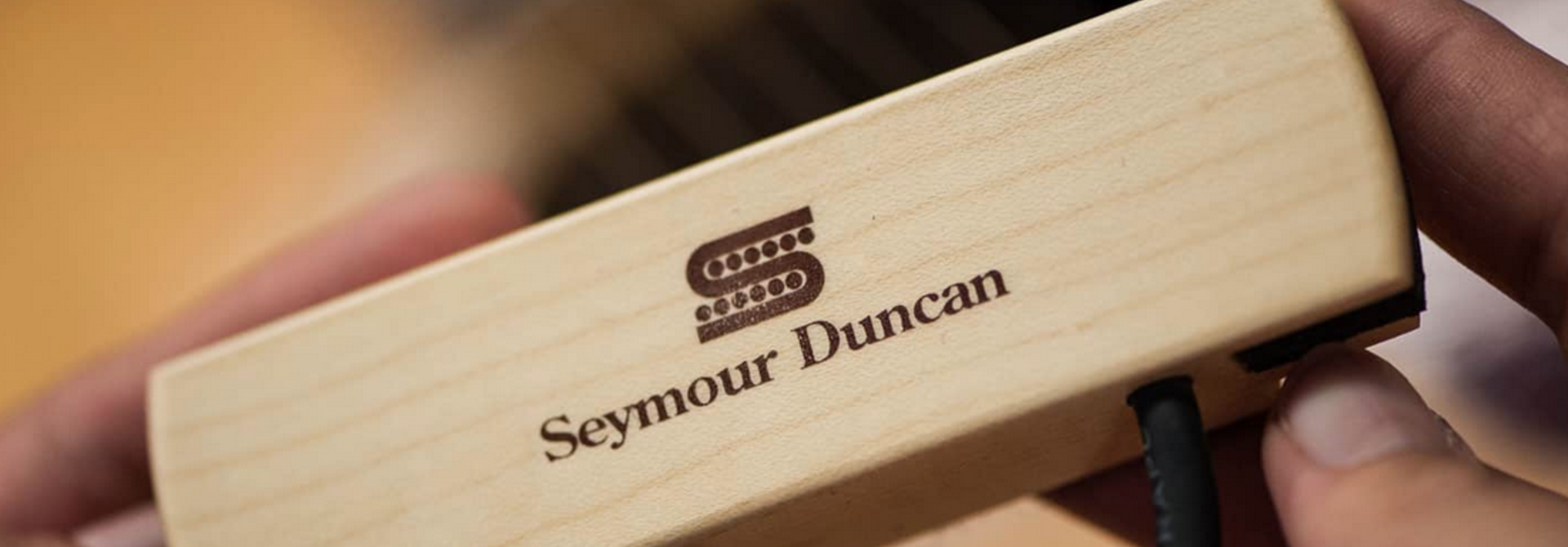 Seymour Duncan Woody HC Hum Cancelling Stack Acoustic Soundhole Pickup