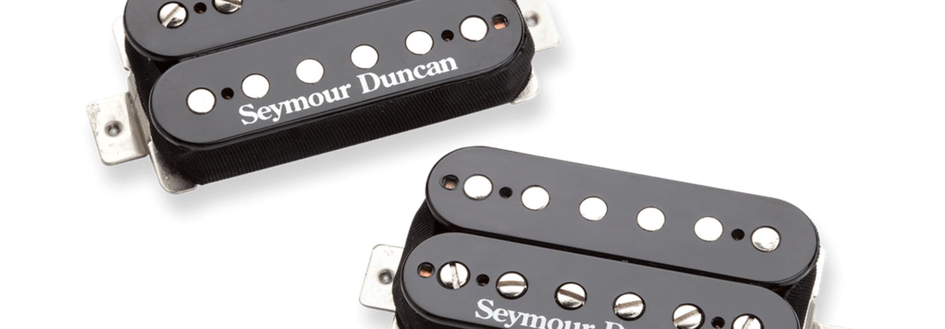 Seymour Duncan Hot Rodded Humbucker Set 11108-13-B