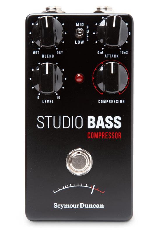 Seymour Duncan Studio Bass Compressor-1