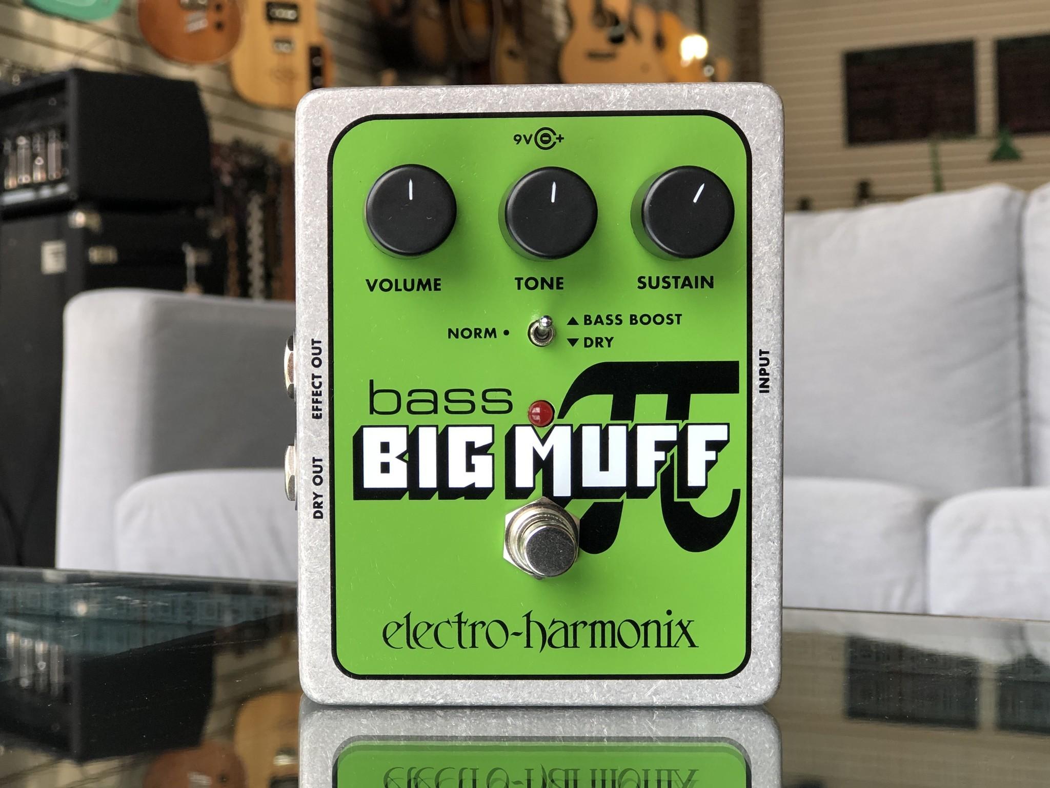 EHX Bass Big Muff-1