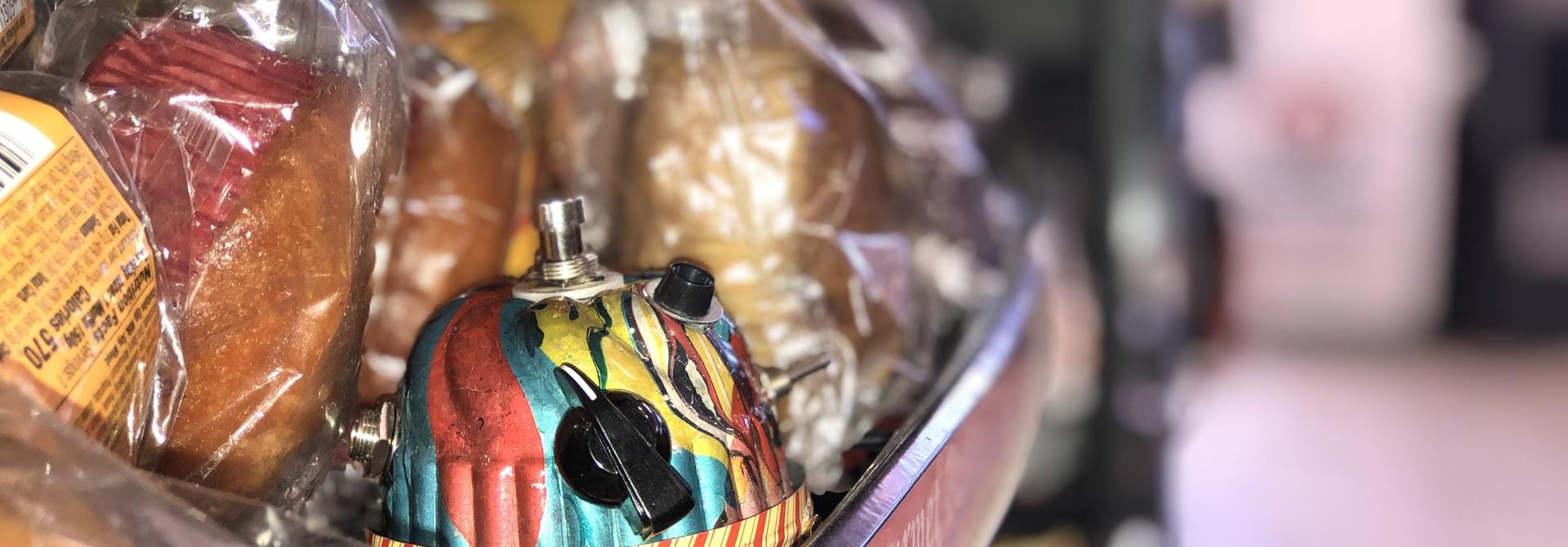 Rick Crownover Muffin Tin Fuzz