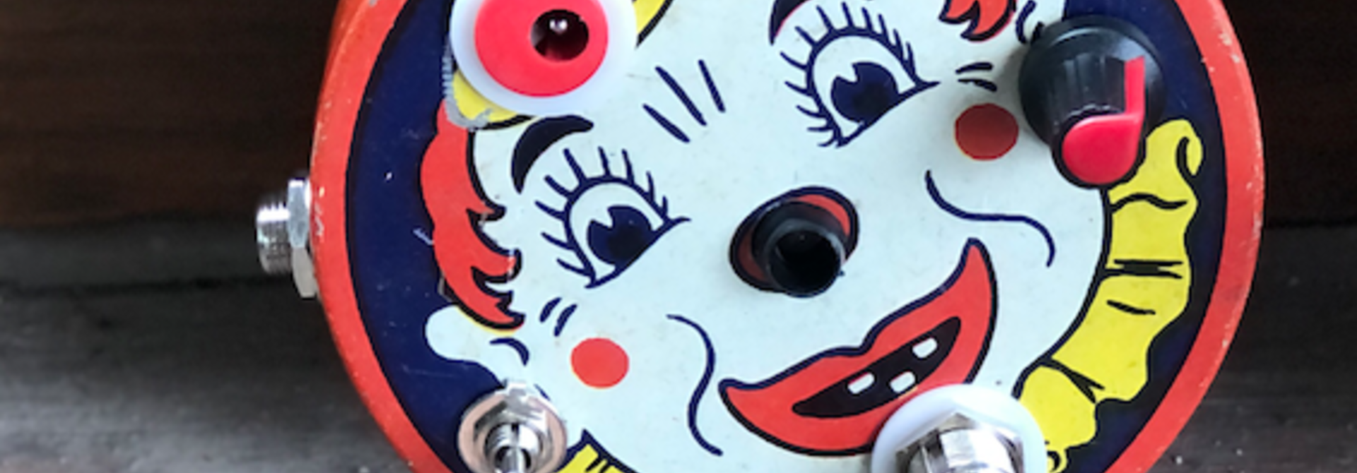 Rick Crownover 2-stage Round Face Clown Fuzz