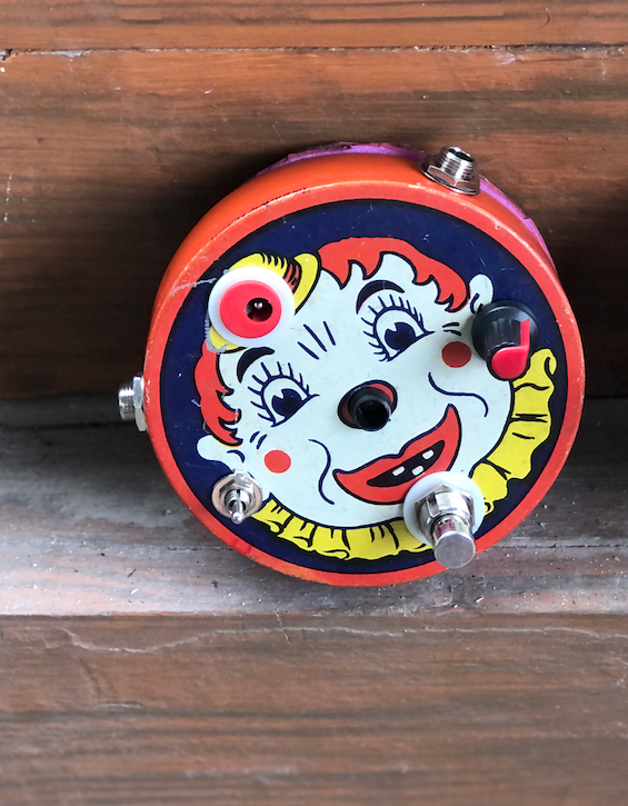 Rick Crownover 2-stage Round Face Clown Fuzz-1