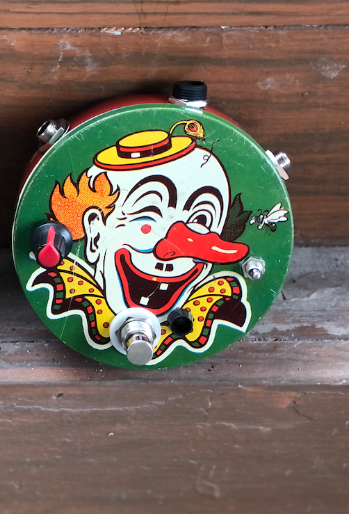Rick Crownover 2-stage Stung Clown Fuzz-1
