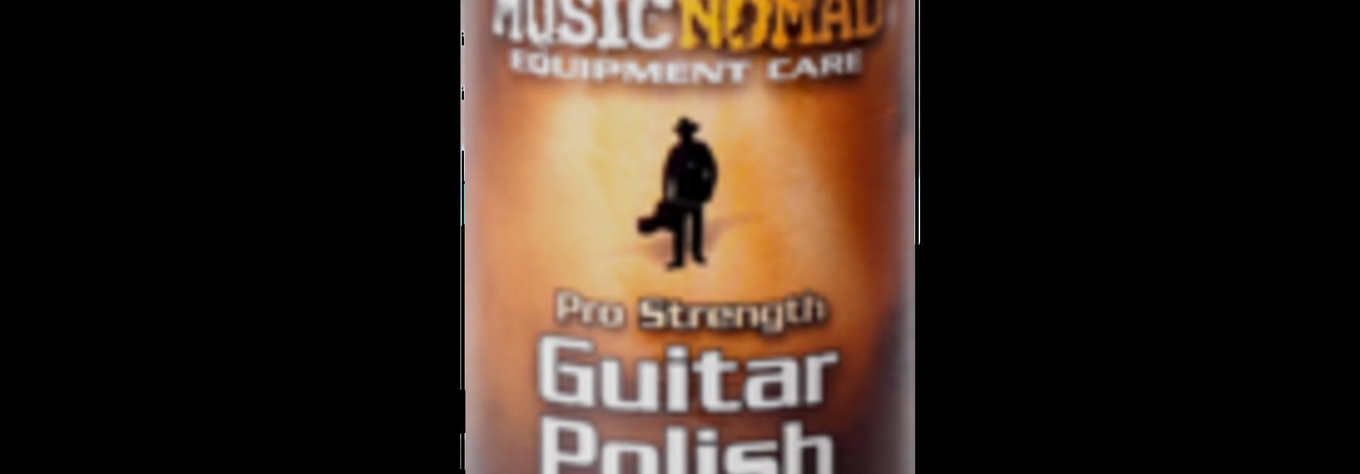Music Nomad Guitar Polish - Pro Strength 4 oz. MN101