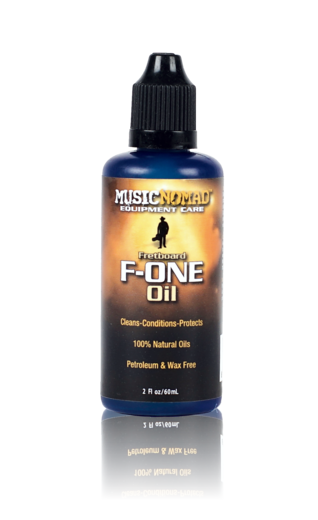 """Music Nomad """" F-One"""" Fretboard Oil MN105-1"""