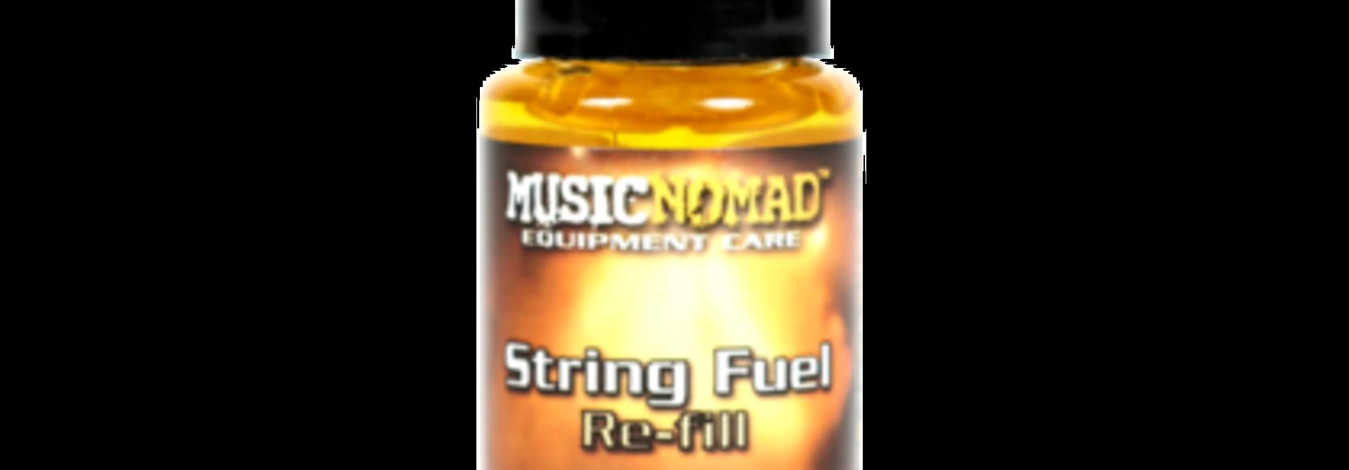 Music Nomad String Fuel Refill .5 oz MN120