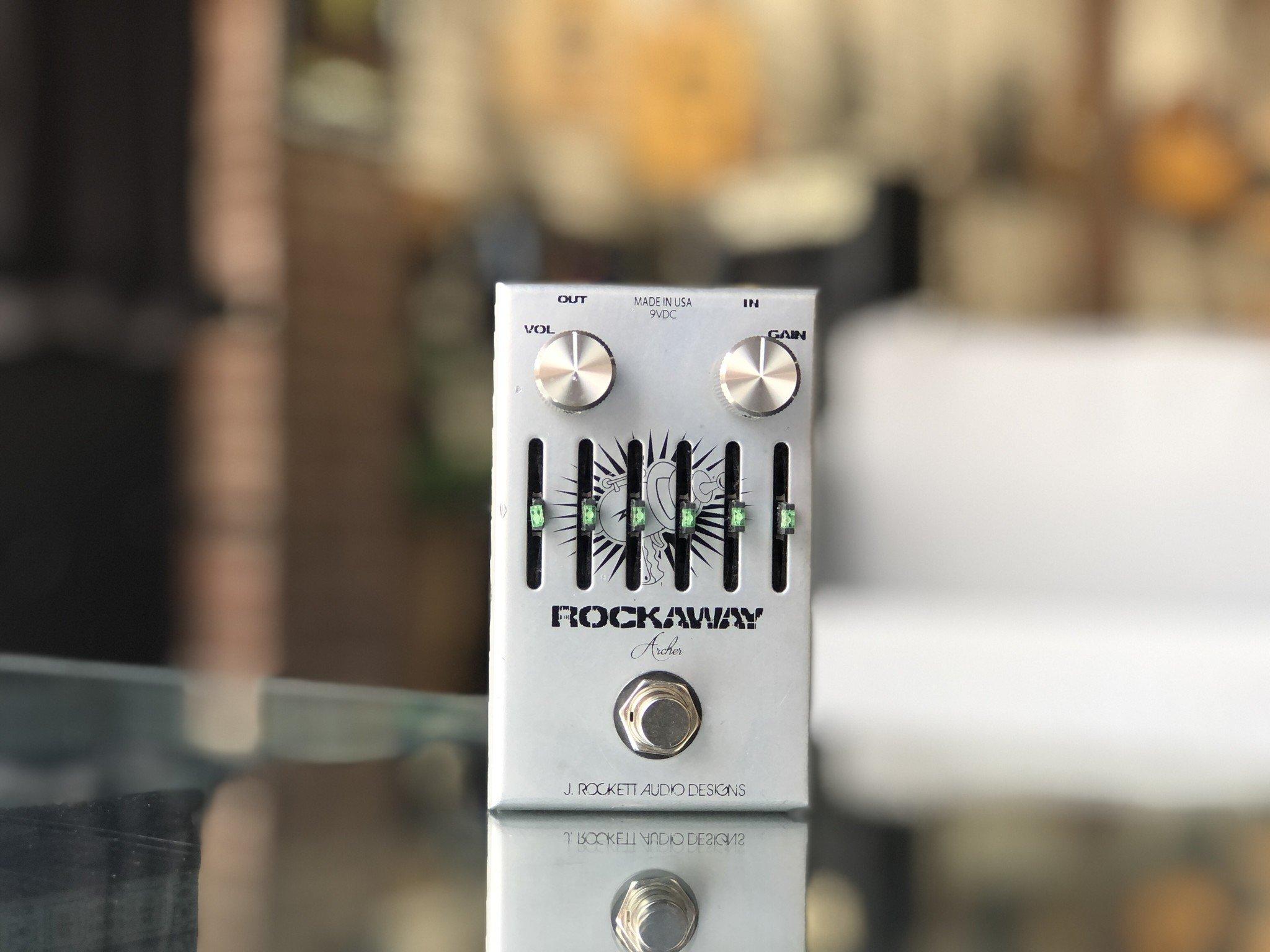 J. Rockett Audio Rockaway Archer-1