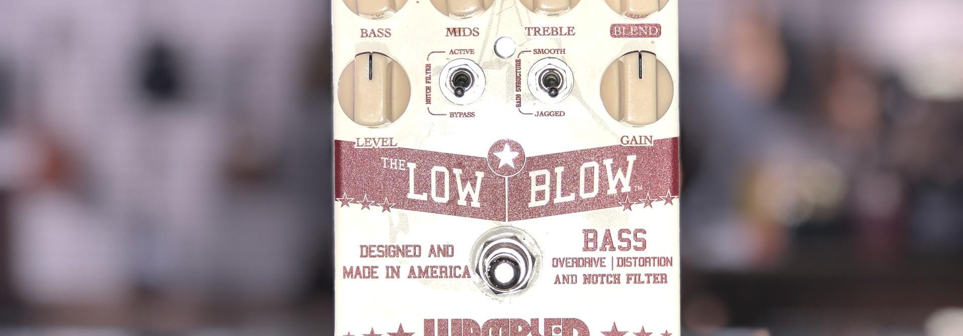 Wampler The Low Blow Bass OD/Distortion