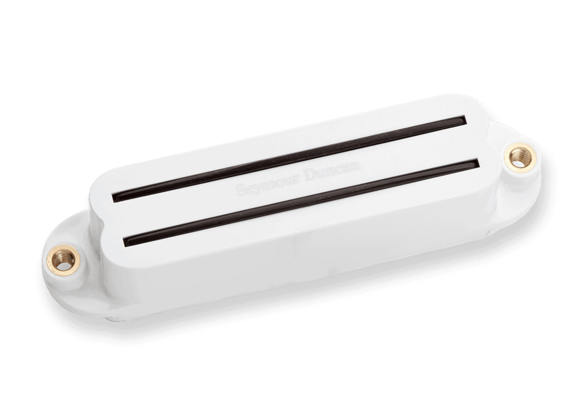 Seymour Duncan Hot Rails for Strat White SHR-1b Bridge-1