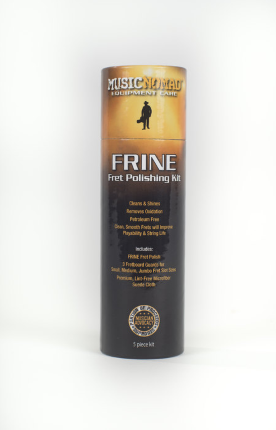 Frine Fret Polishing KiT MN124-2