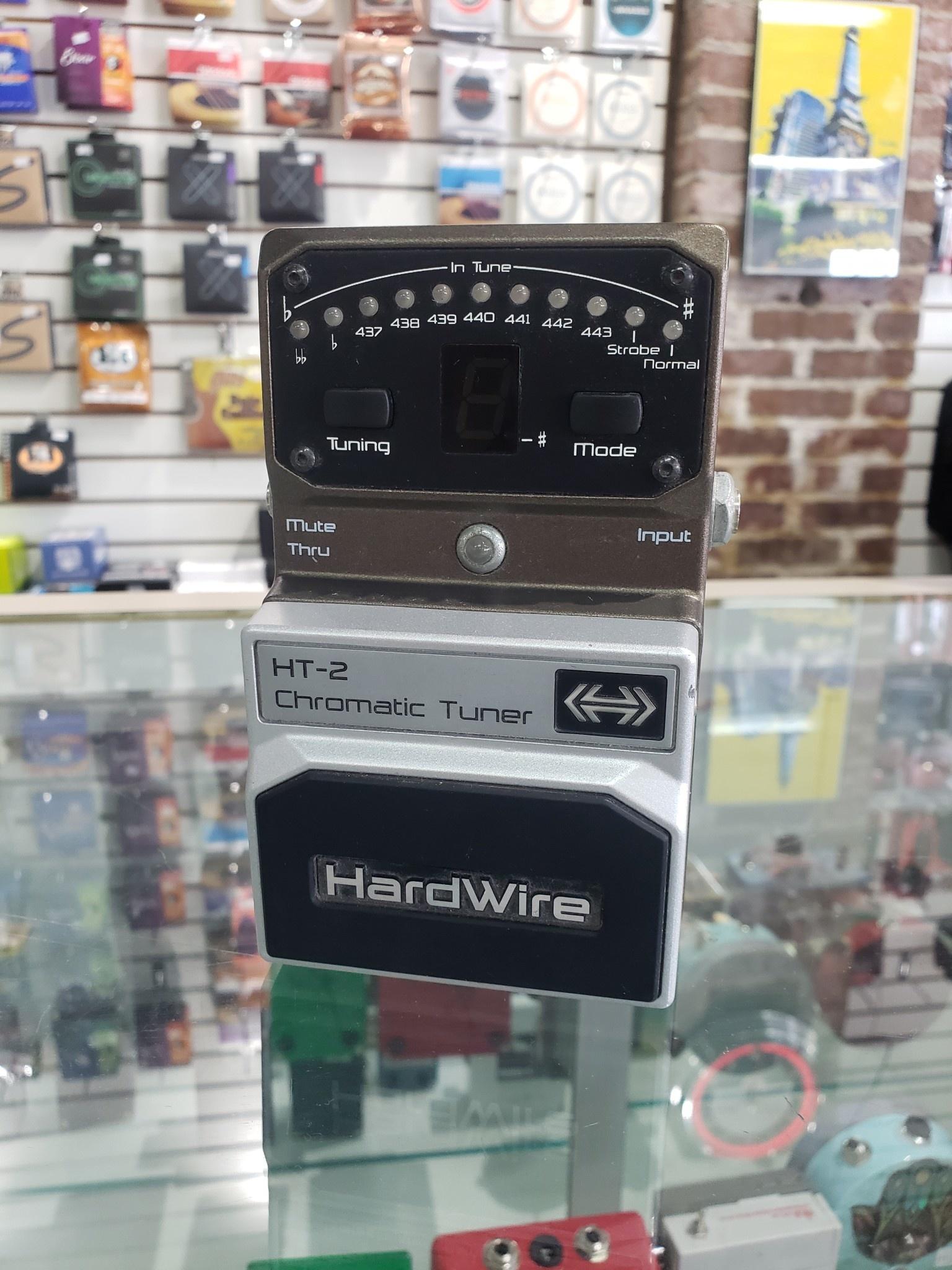 HardWire HT-2 Chromatic Tuner-1
