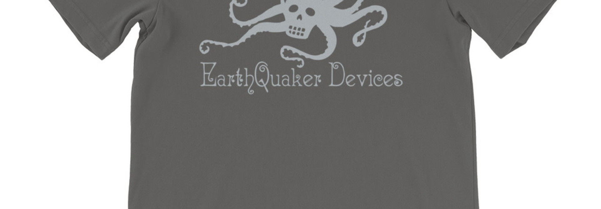 Earthquaker Devices Octoskull Logo T-shirt