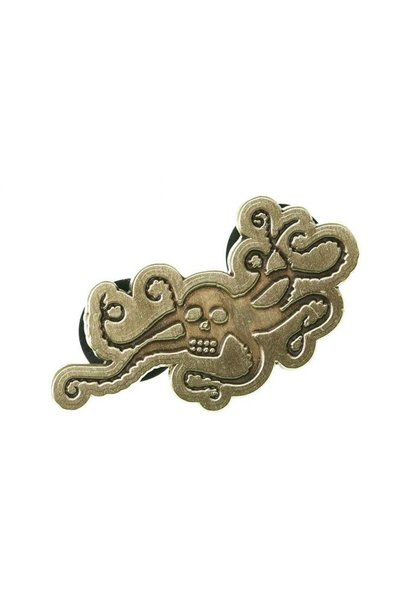 Earthquaker Devices Octoskull Pin