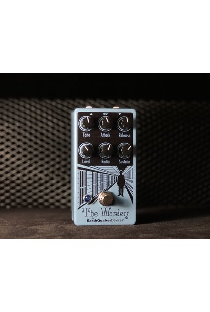 Earthquaker Devices The Warden - Optical Compressor