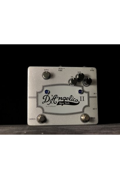 Pigtronix D'Angelico II Chorus & Drive Pedal