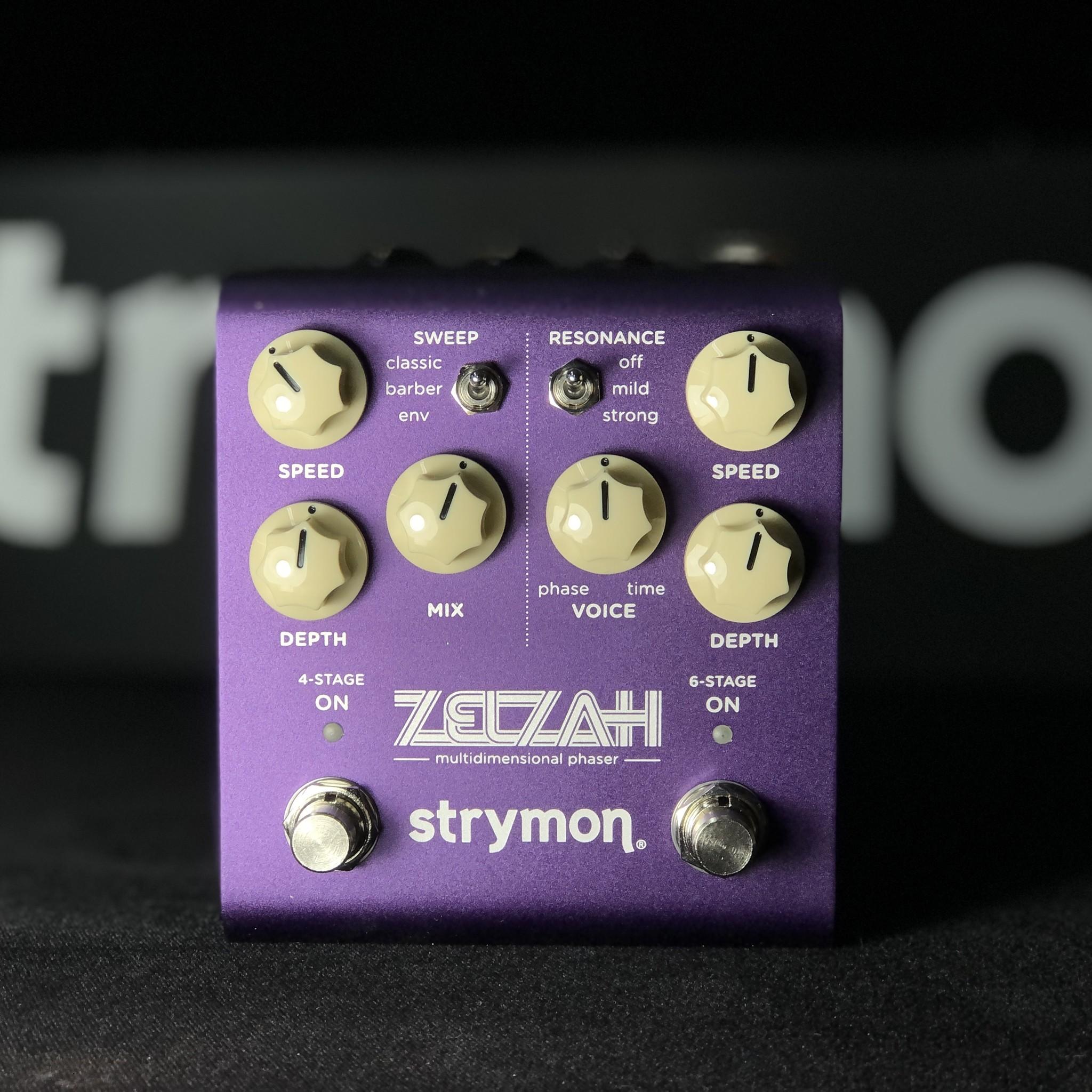 Strymon Zelzah Multidimensional Phaser-1