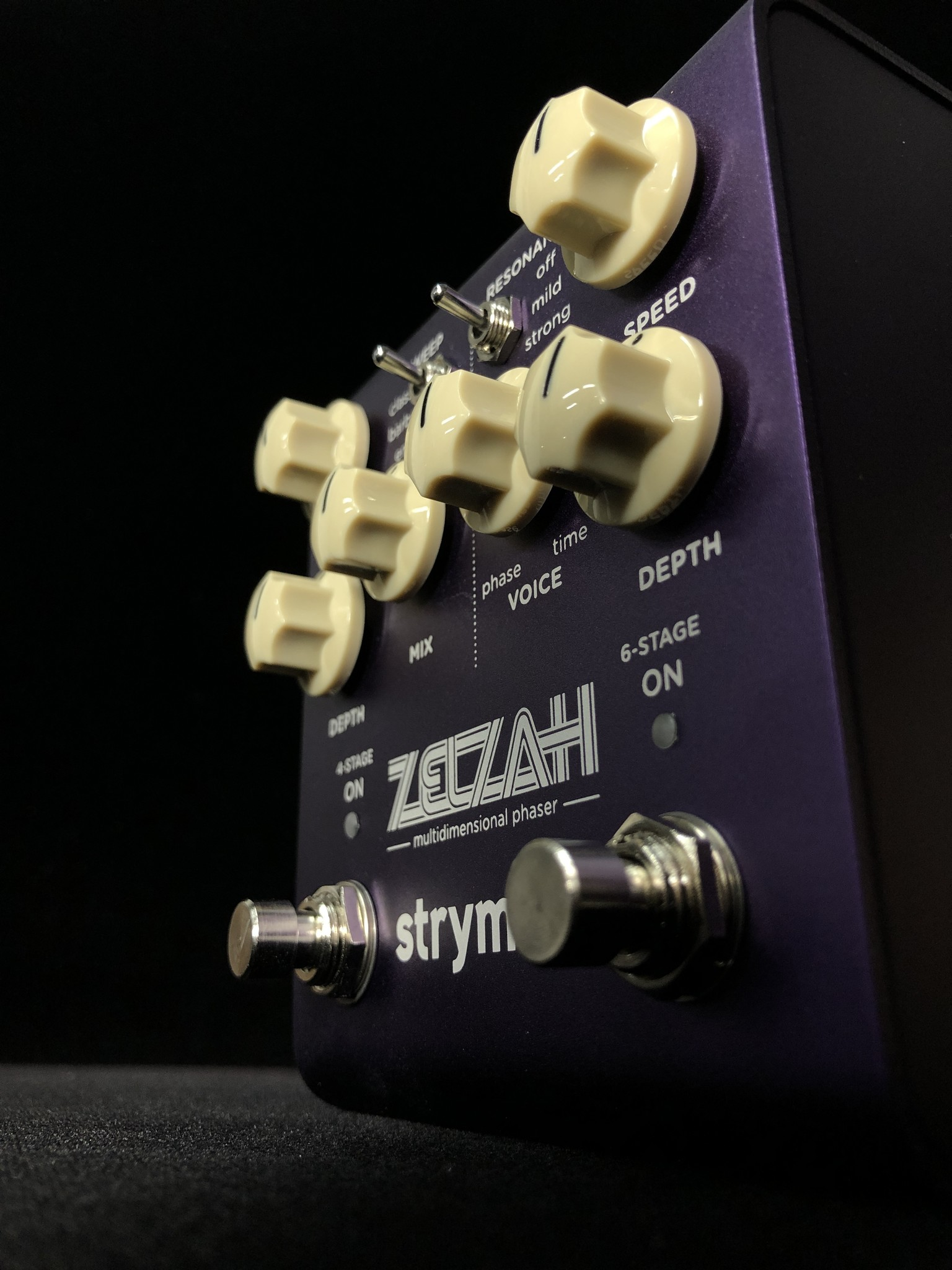 Strymon Zelzah Multidimensional Phaser-2