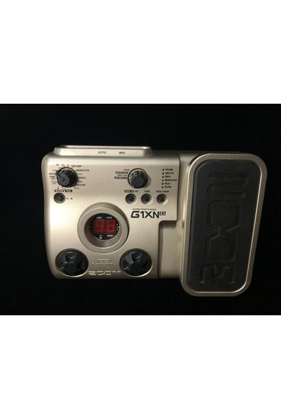 Zoom G1XNext Multi-effects