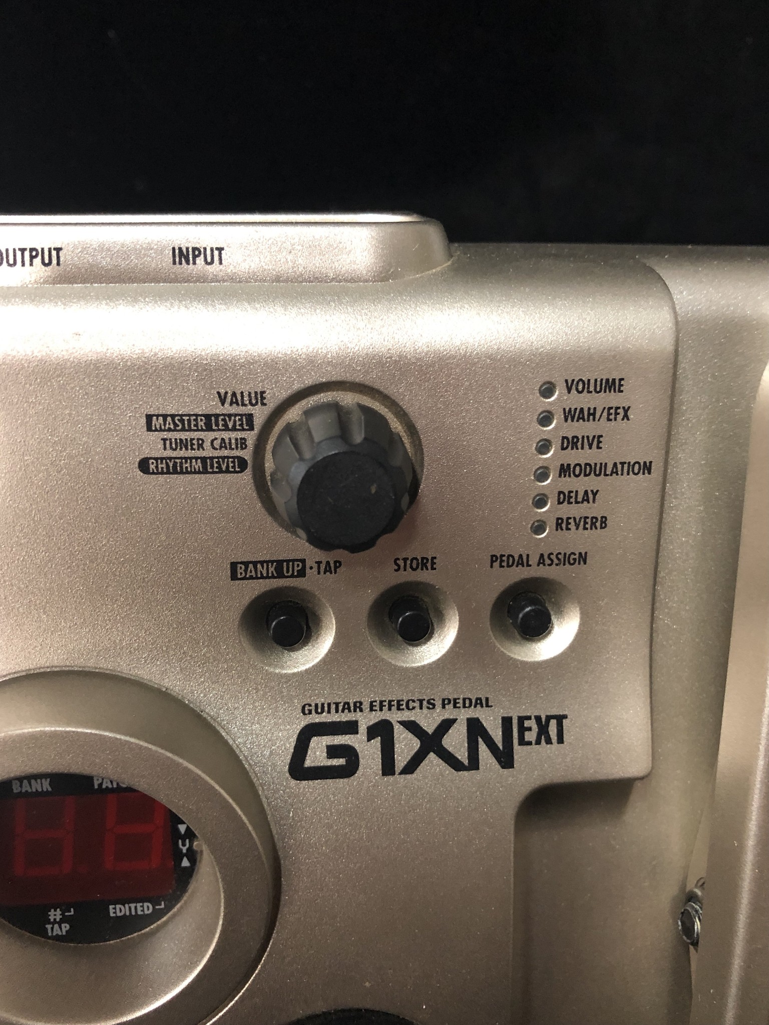 Zoom G1XNext Multi-effects-3