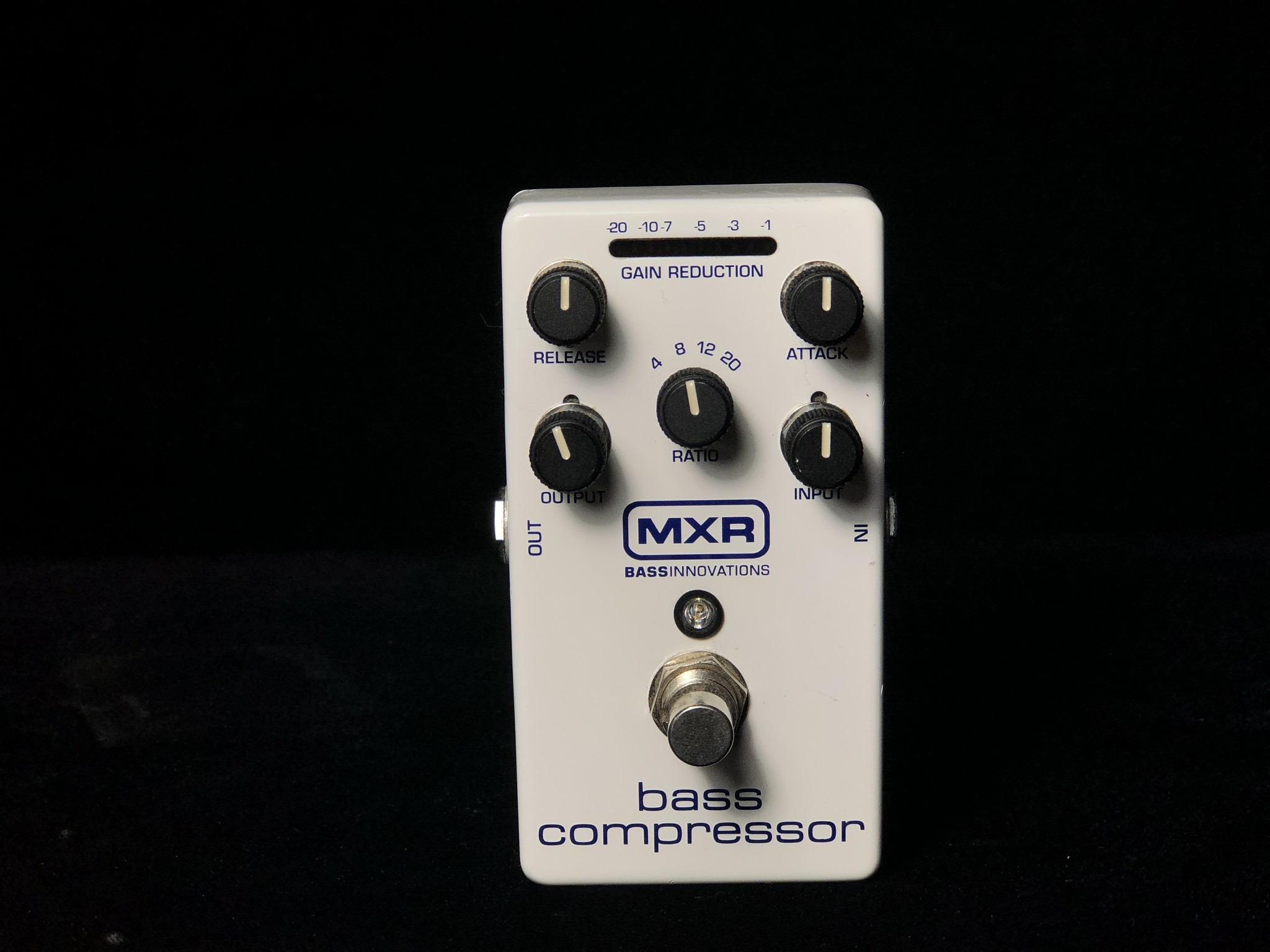 MXR bass compressor-1