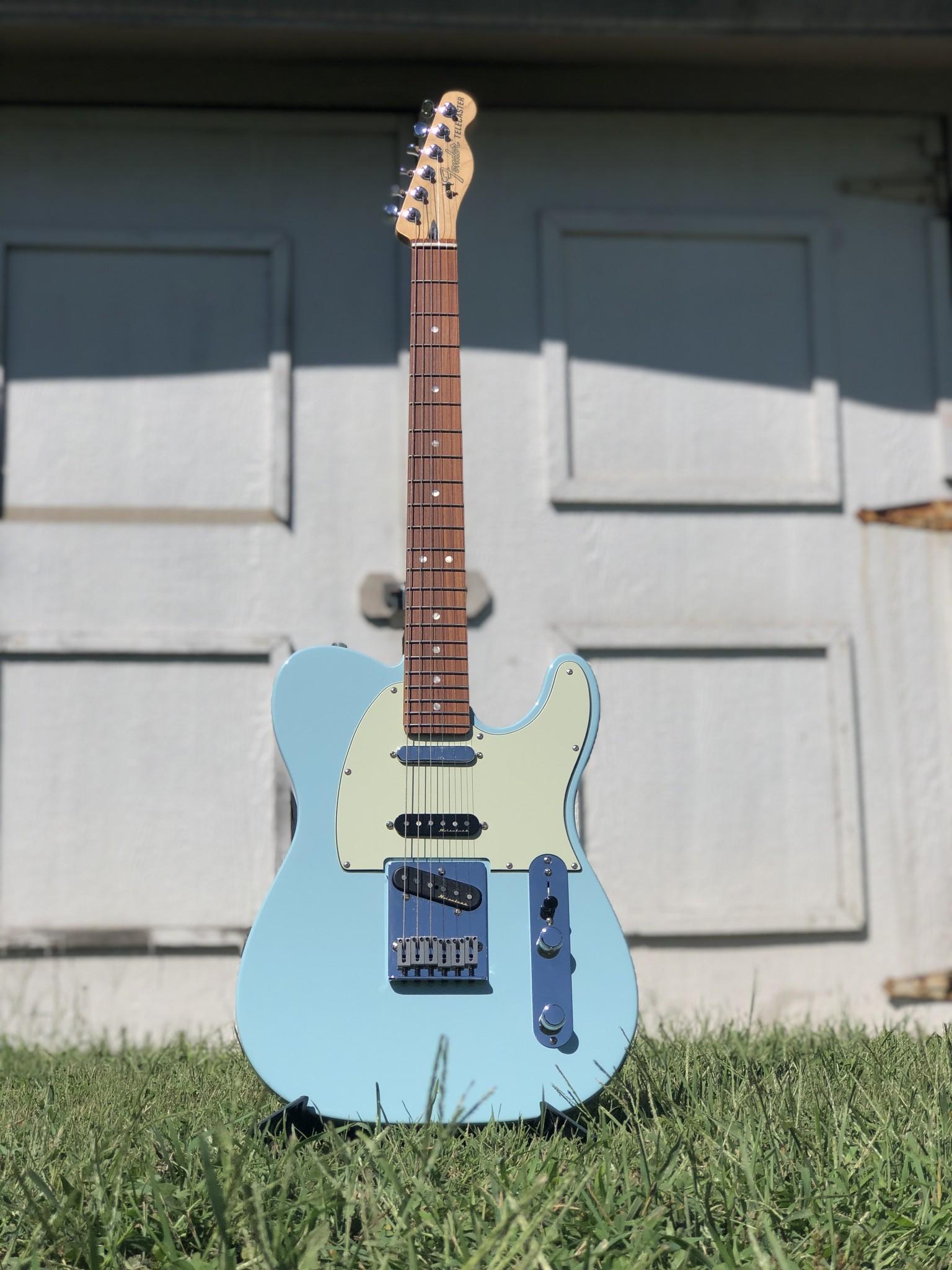 Fender Deluxe Nashville Telecaster-1