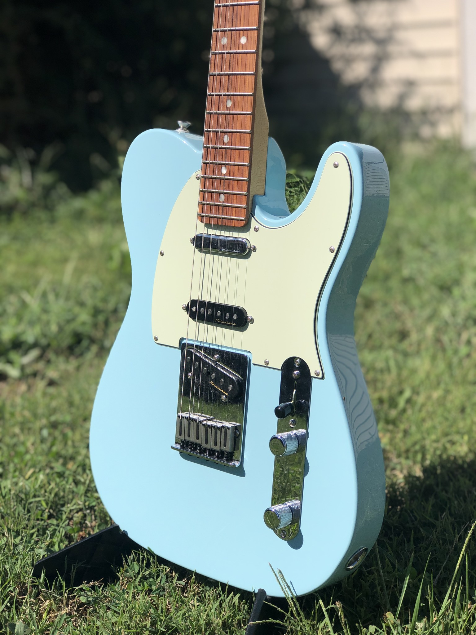Fender Deluxe Nashville Telecaster-4