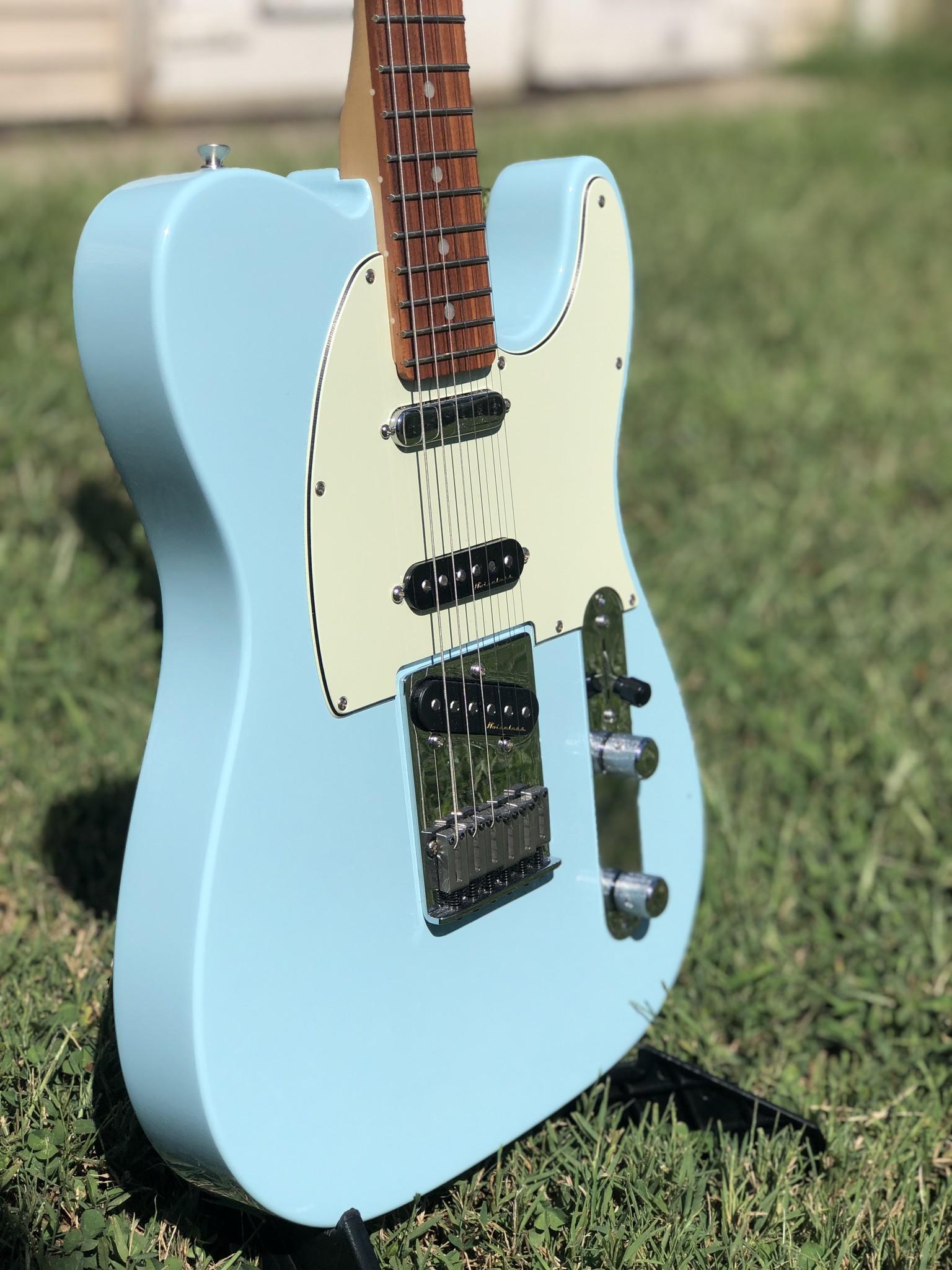 Fender Deluxe Nashville Telecaster-2