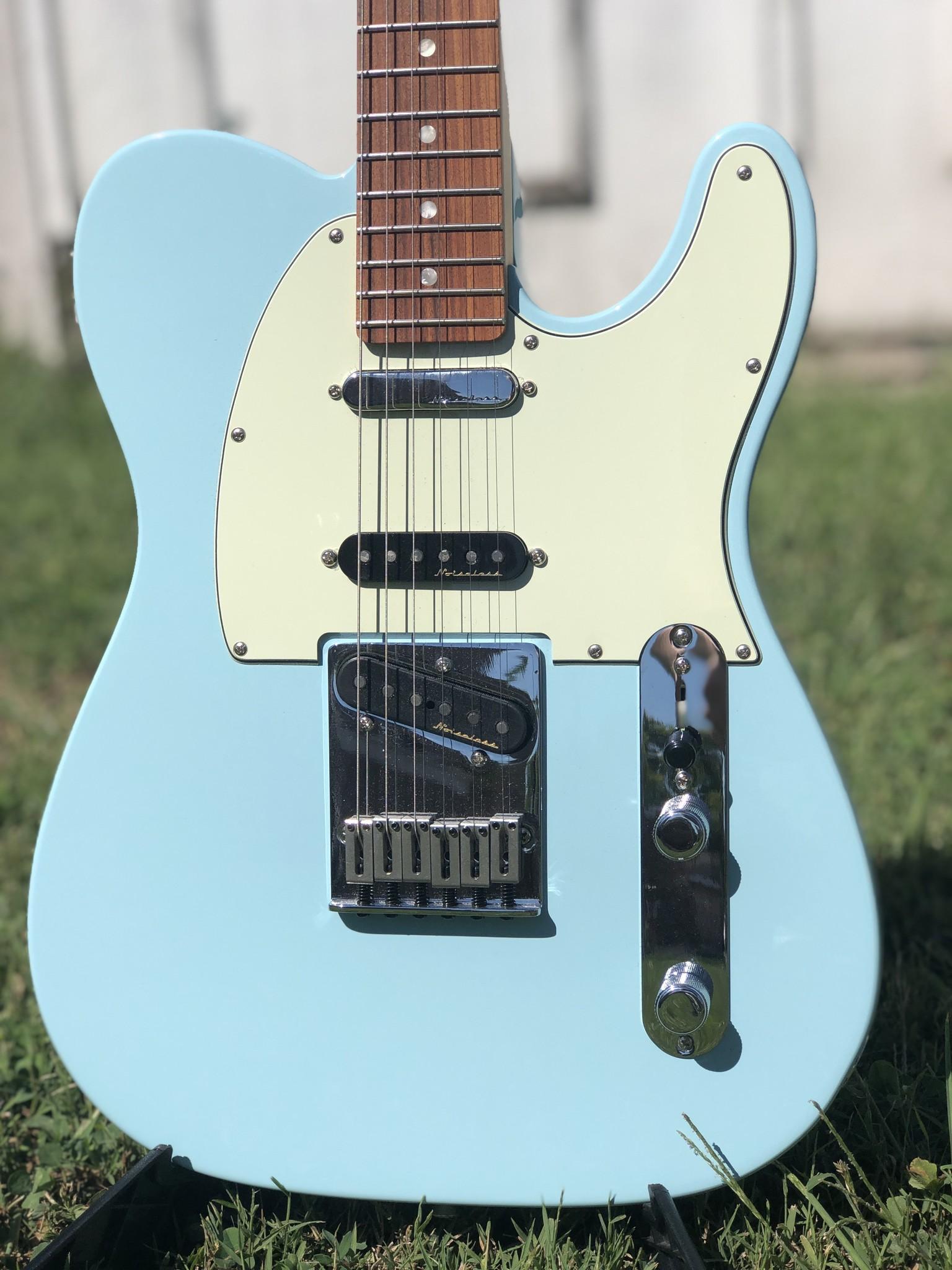 Fender Deluxe Nashville Telecaster-3