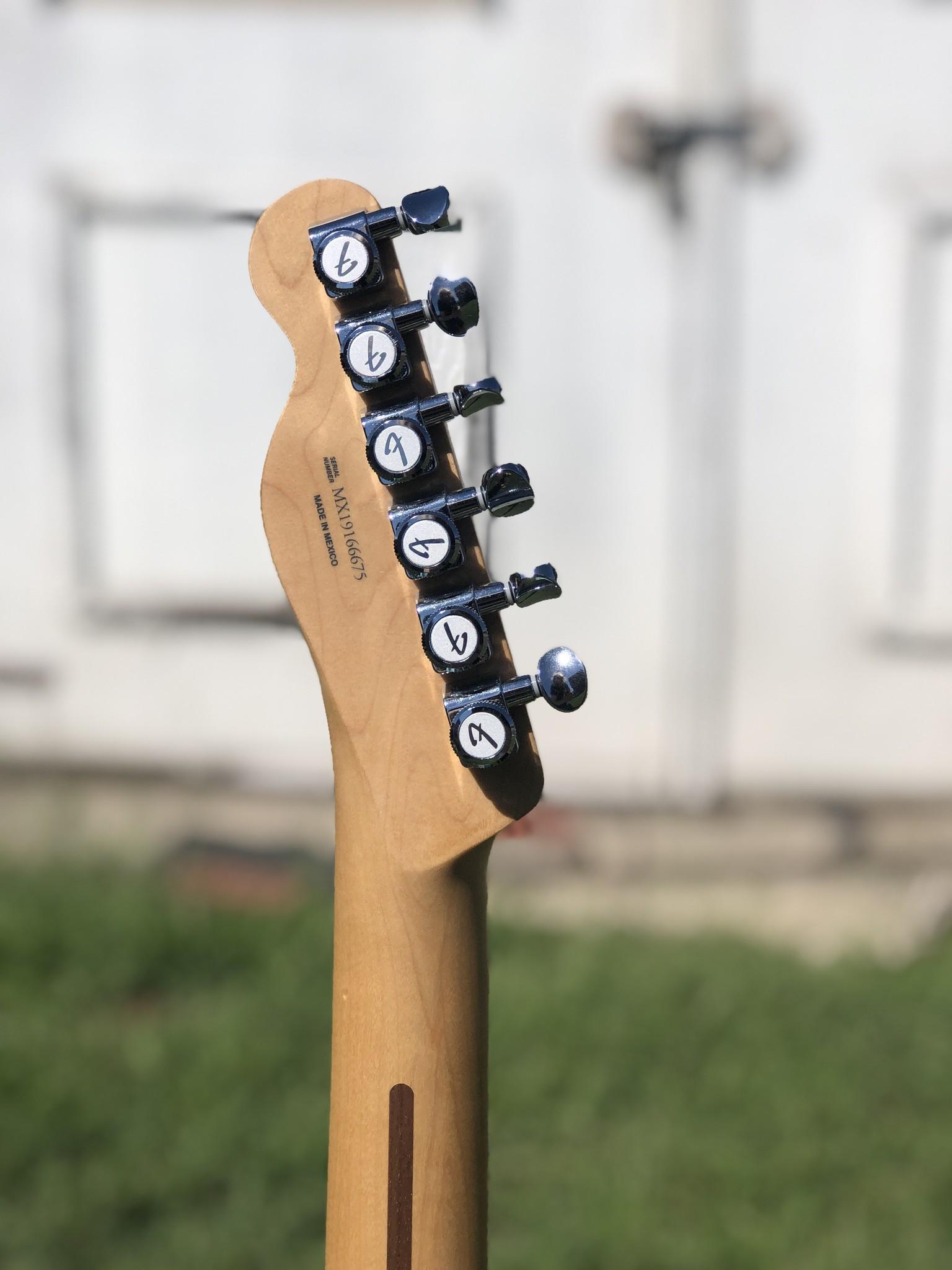 Fender Deluxe Nashville Telecaster-7