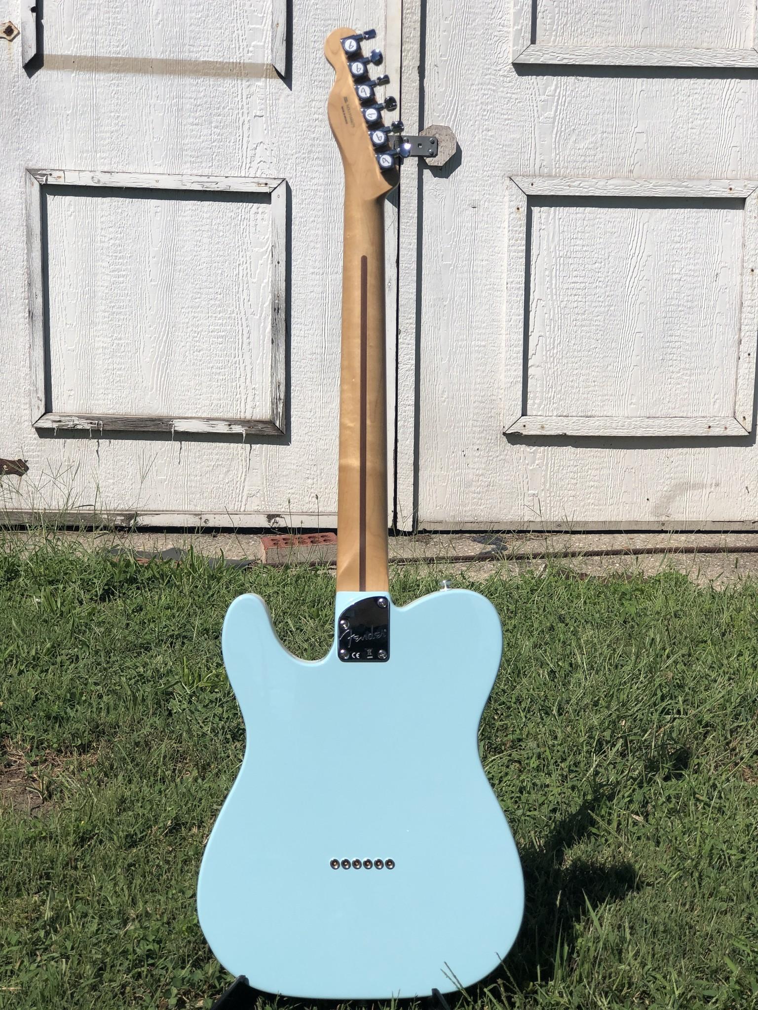 Fender Deluxe Nashville Telecaster-11