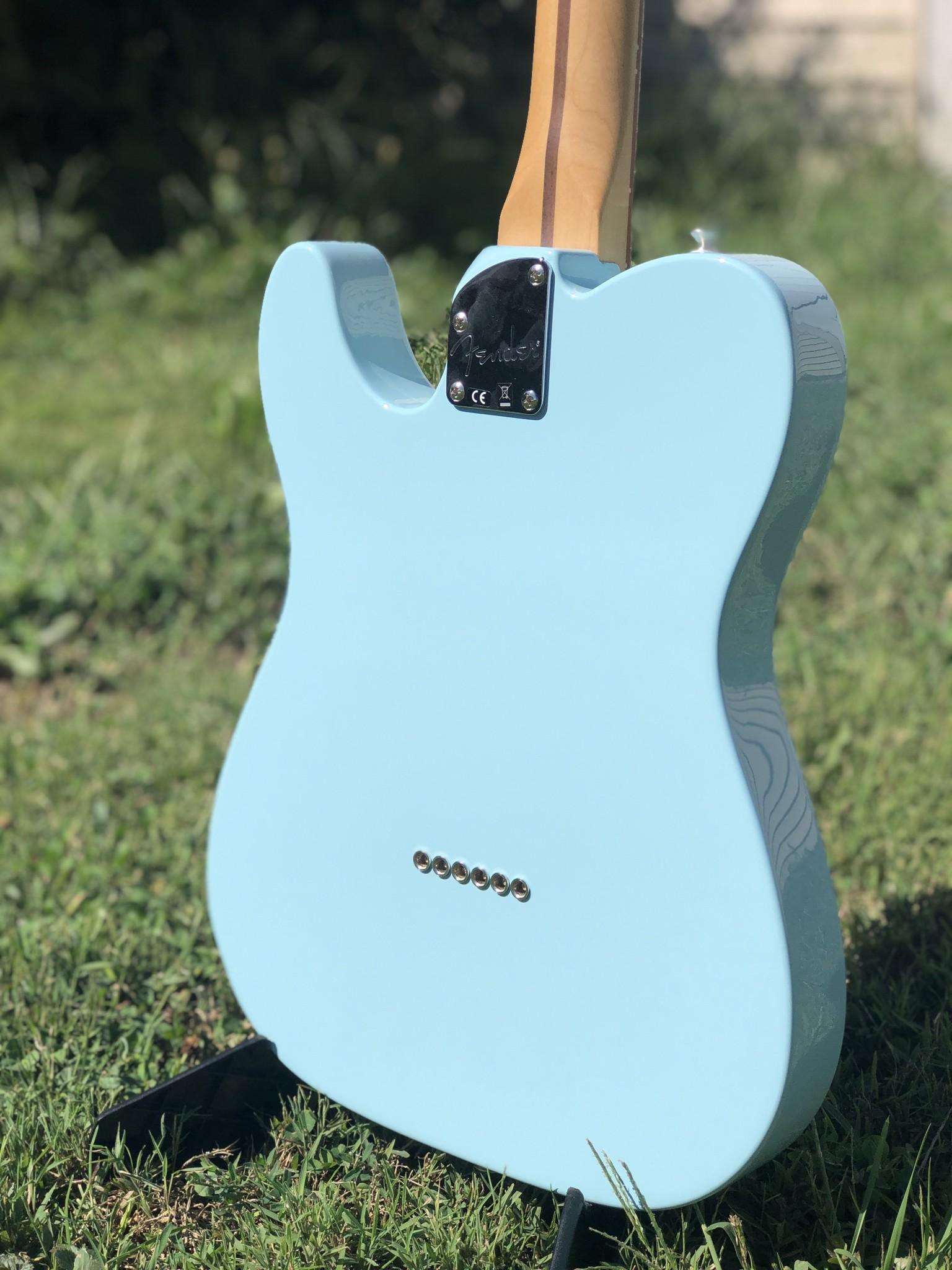 Fender Deluxe Nashville Telecaster-9