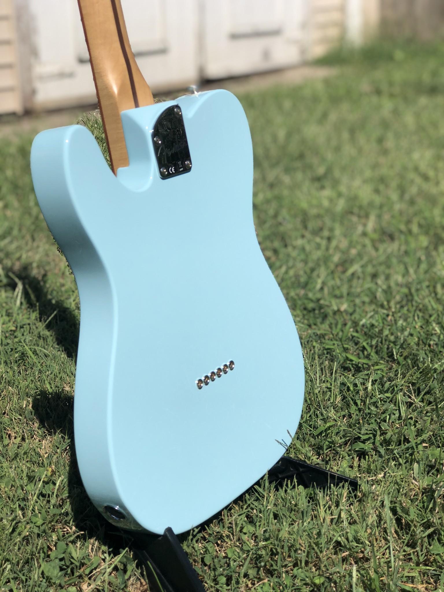 Fender Deluxe Nashville Telecaster-10