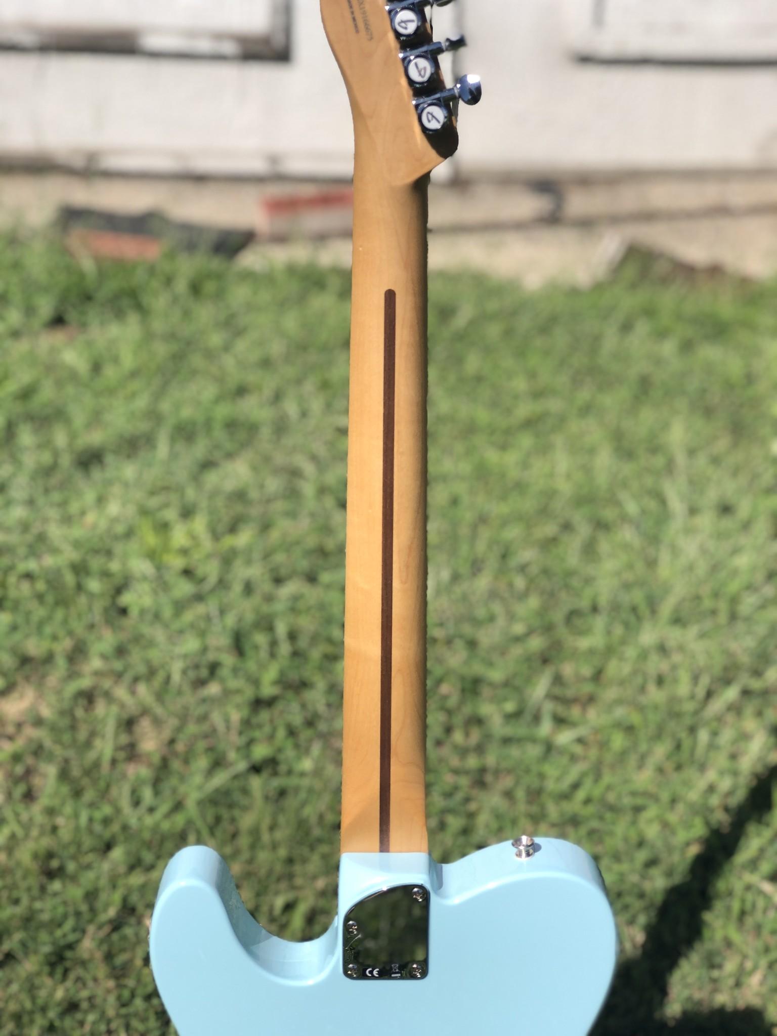 Fender Deluxe Nashville Telecaster-8