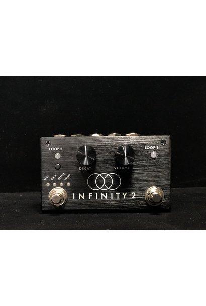 Pigtronix Infinity 2 Deal Stereo Looper