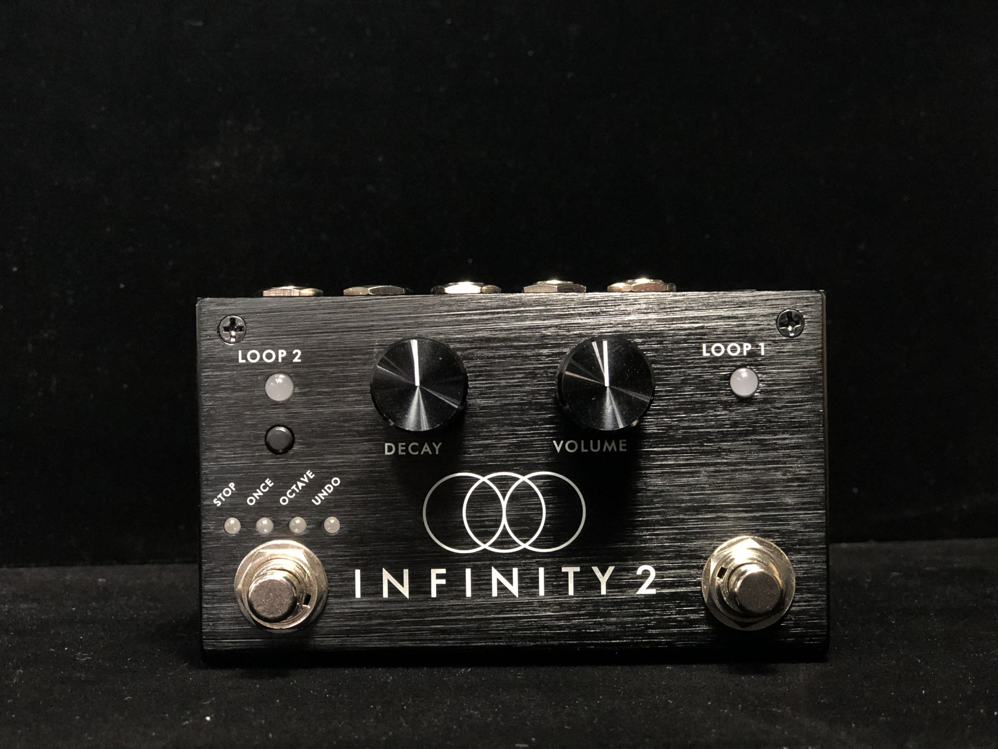 Pigtronix Infinity 2 Deal Stereo Looper-1
