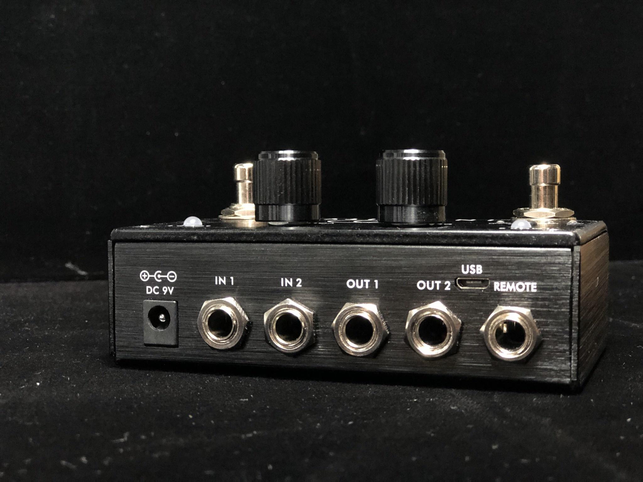 Pigtronix Infinity 2 Deal Stereo Looper-3
