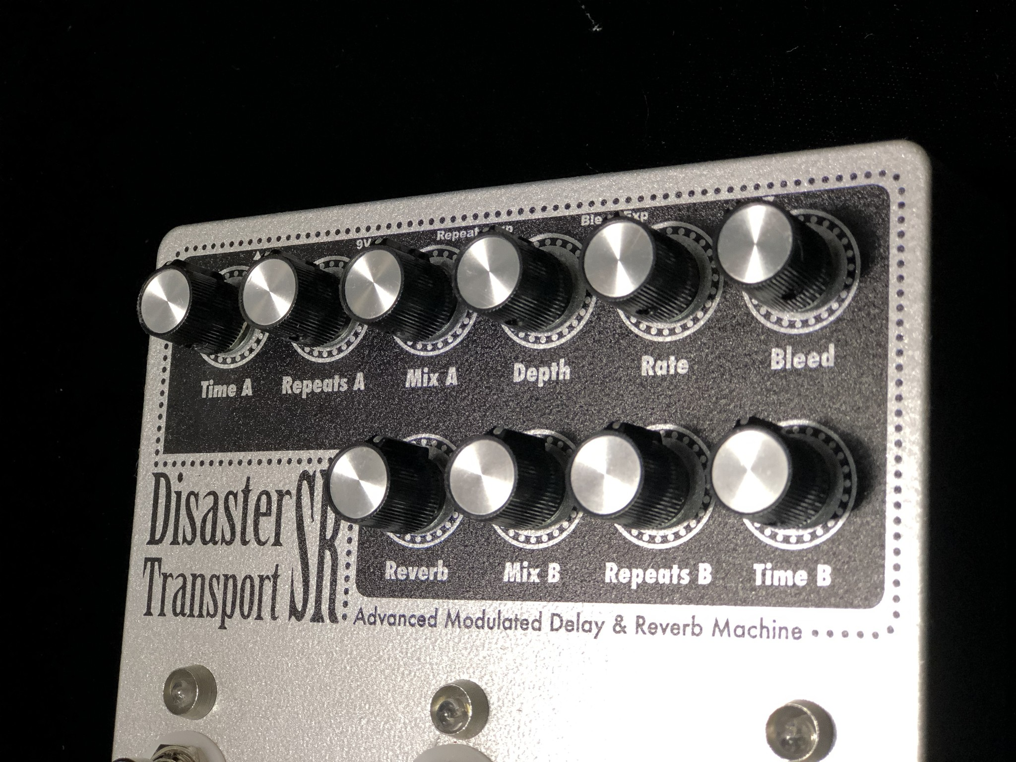 Earthquaker Devices Disaster Transport SR-2