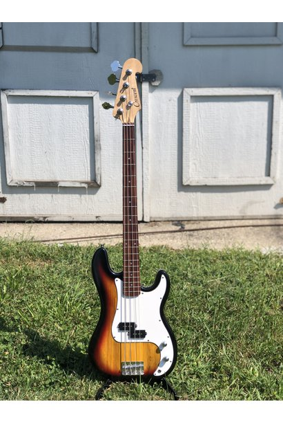 Crescent P-Style Bass