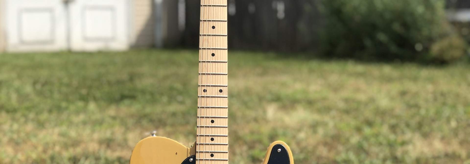Squier Affinity Telecater - Butterscotch