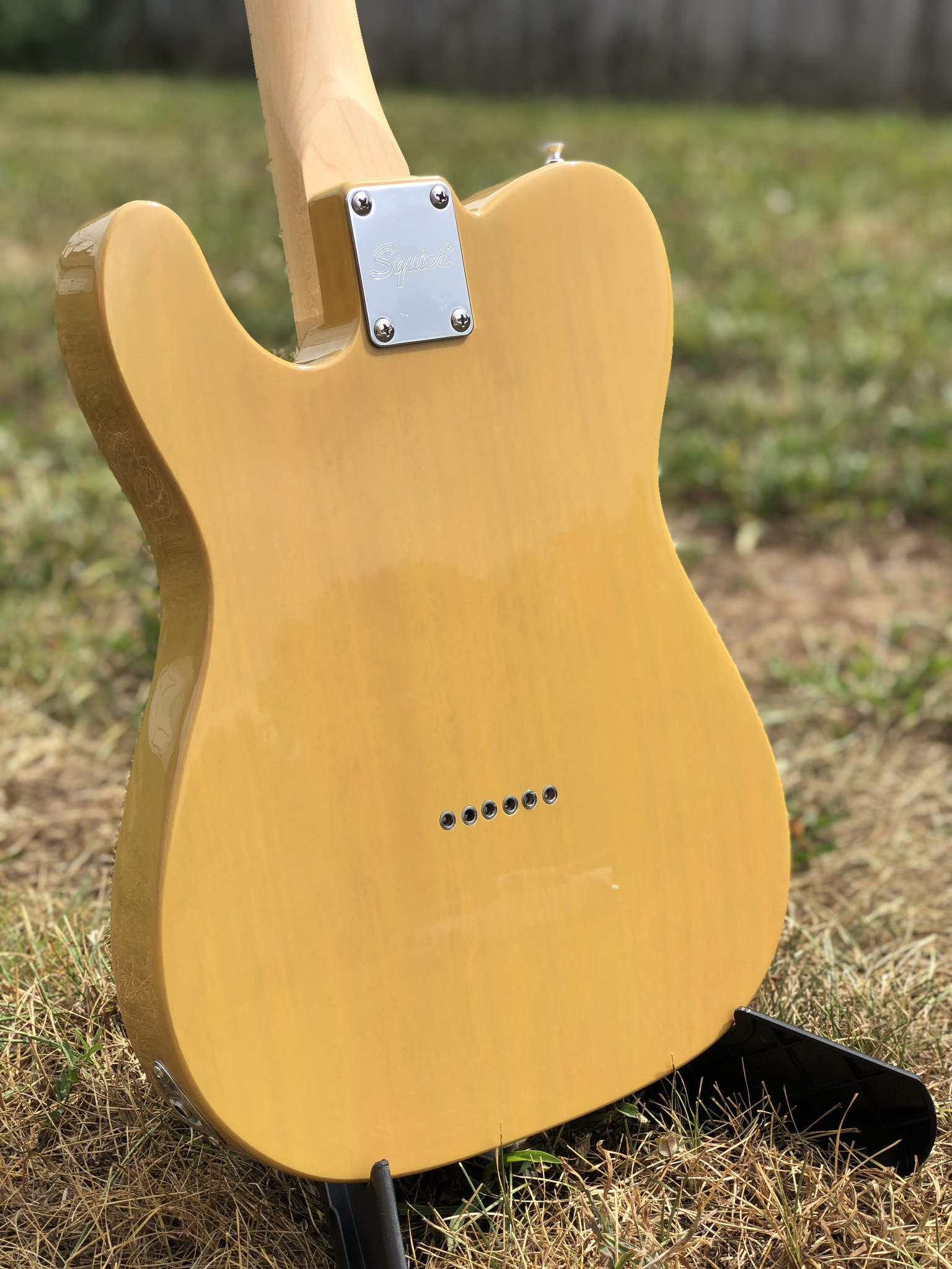 Squier Affinity Telecater - Butterscotch-7