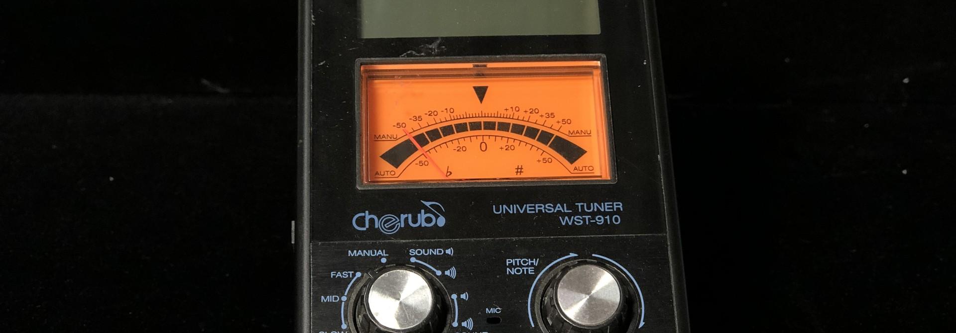 Cherub WST-910 Universal Tuner (USED)