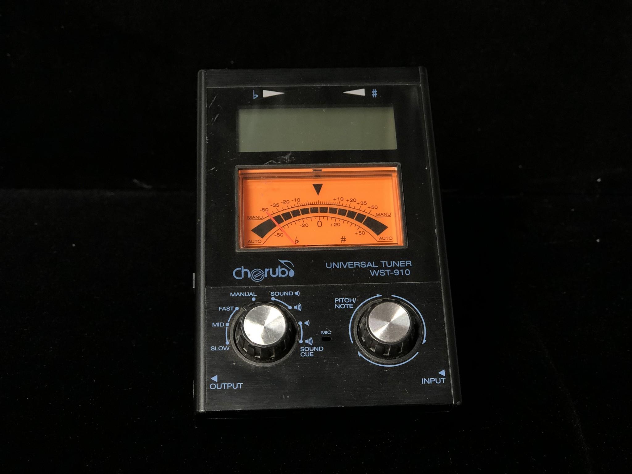 Cherub WST-910 Universal Tuner (USED)-1