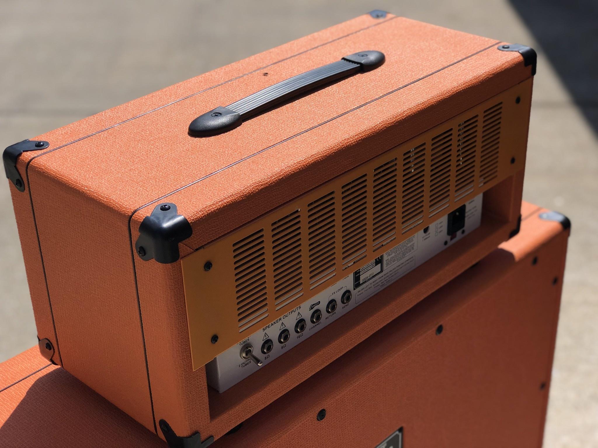 Orange TH30 Twin Channel 30-watt Amp Head-3