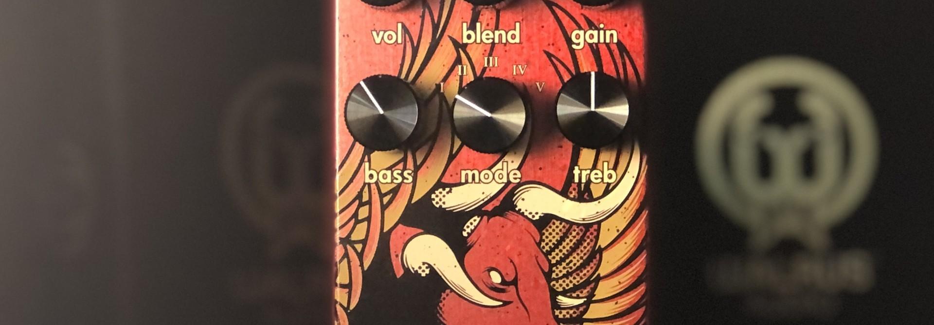Walrus Audio Eras Five-State Distortion